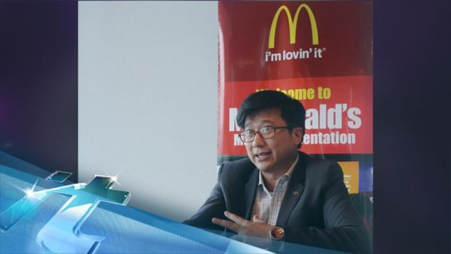 News video: Tycoon's 10-year crusade to get a Big Mac in Vietnam